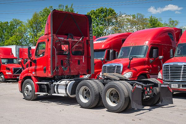 Freightliner Day Cab